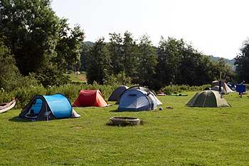 Natru Campingplatz Solnhofen