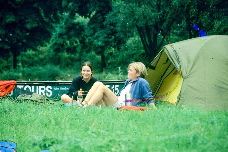 Campingplatz solnhofen