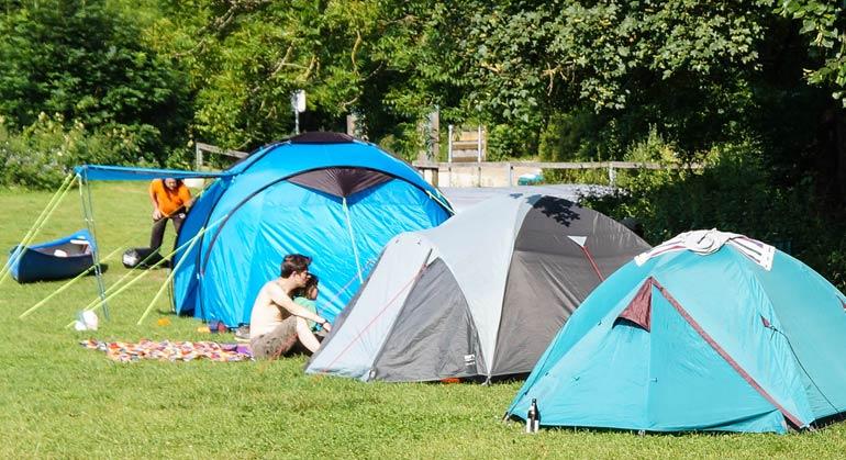 Alles wissenswerte über unseren Naturcampingplatz in Solnhofen